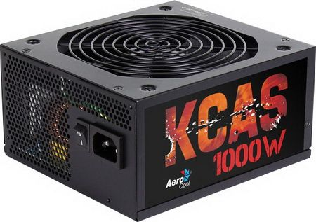 Aerocool has started selling a new series of PSU received the name KCAS M