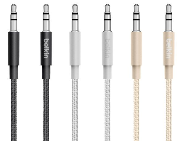 CES 2015: Chargers and cables from Belkin