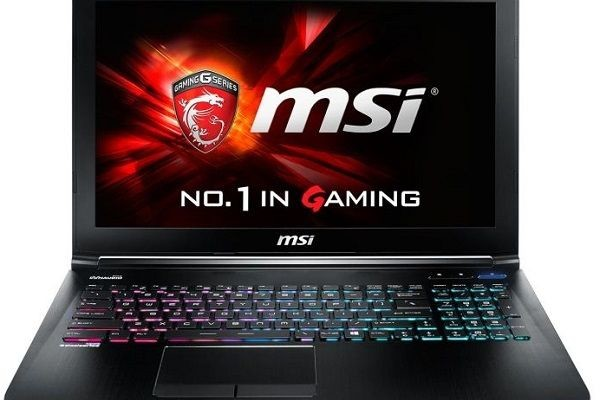 CES 2015: MSI showed laptops GE62 and GE72 Apache