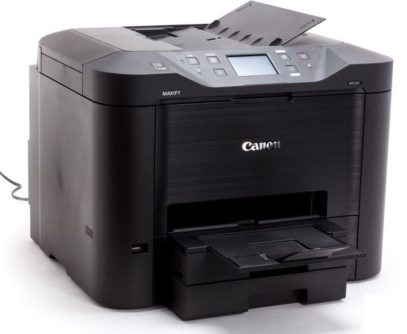 Canon Maxify MB2350 and MB5350 review: Business ink of Canon