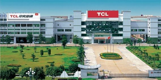 TCL launched a factory in India and Brazil in 2016