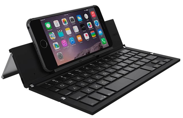 ZAGG Pocket Keyboard: folding keyboard for mobile devices