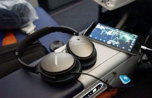 Review of the Headphones Bose QC25