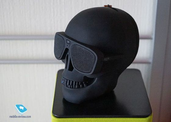 Review column Jarre AeroSkull XS