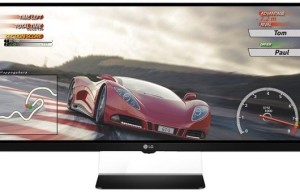 LG introduce 21: 9 gaming monitors with Free Sync on CES 2015