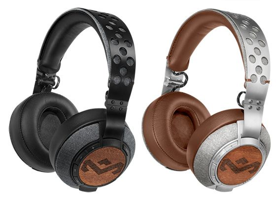 Headphones Marley Liberate XLBT and Marley Liberate