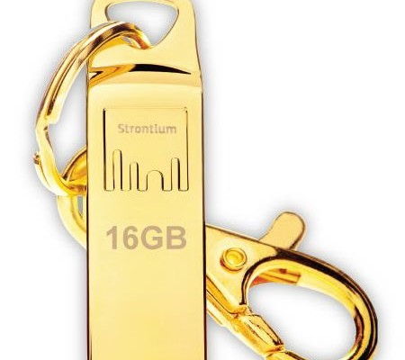 Strontium Technology start retail sales of USB-stick Ammo
