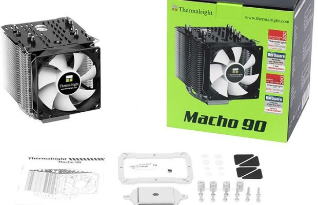 Macho 90 announces new thermalright Silver Arrow ITX