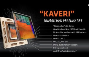 Revealed Processors AMD Kaveri Refresh