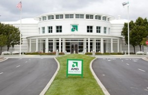 Three top manager AMD dismissed