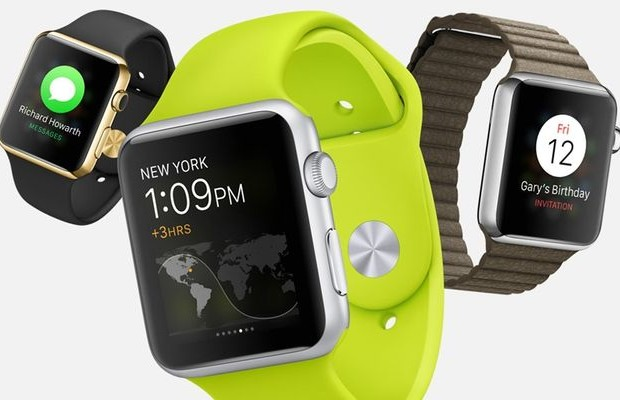 Apple: smartwatches Watch arrive on the market in April