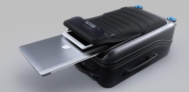 Project smart suitcase Bluesmart attracted more than $ 2 million
