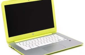 HP Chromebook 14 (Neon Green) review: fresh colors