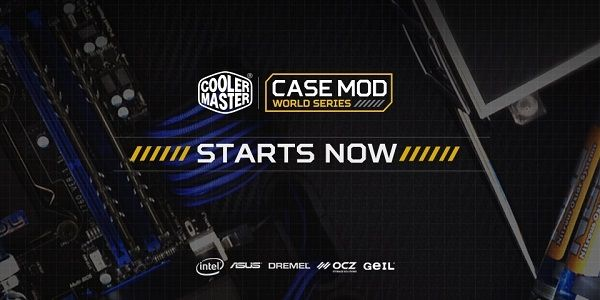 Cooler Master Case Mod Worlds Series: holiday modding with prizes