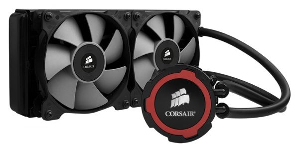 Overview Liquid Cooling System Corsair Hydro Series H105: leader in its class