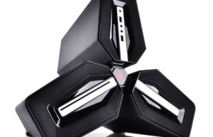 Computer Cases Deepcool Tristellar and Pentower unusual shapes are designed for board-size mini-ITX