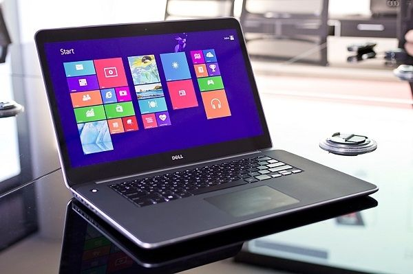 """Dell Precision M3800: 15"""" workstation with 4K-display and 18 mm thick"""