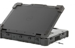 Review protected laptop Dell Latitude 14 Rugged Extreme 7404
