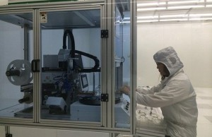 Foxconn separated semiconductor business