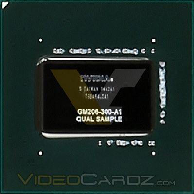 New image of graphics chip GeForce GTX 960 / GM206