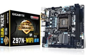Review and testing motherboard Gigabyte GA-Z97N-WIFI