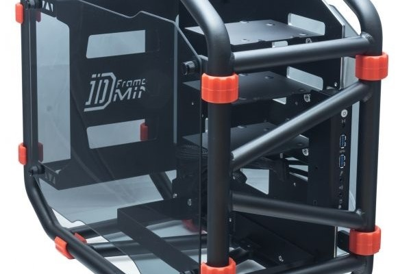 Review computer case IN WIN D-Frame Mini