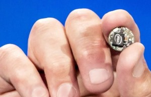 CES 2015: Intel introduced the ultra-compact platform Curie