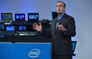 Intel predicts falling prices for computers