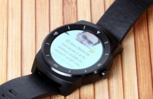 Review of smartwatches LG G Watch R