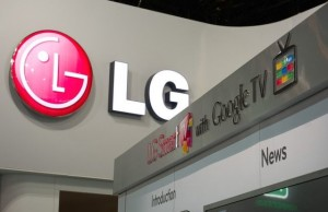 LG Electronics again doubled annual profit