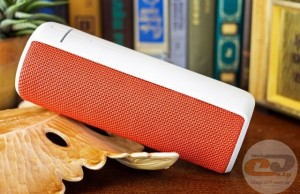 Review and testing of portable speakers Logitech UE BOOM