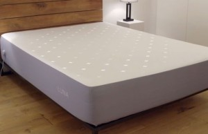 "Cover on the mattress Luna transform an ordinary bed in a ""smart"""