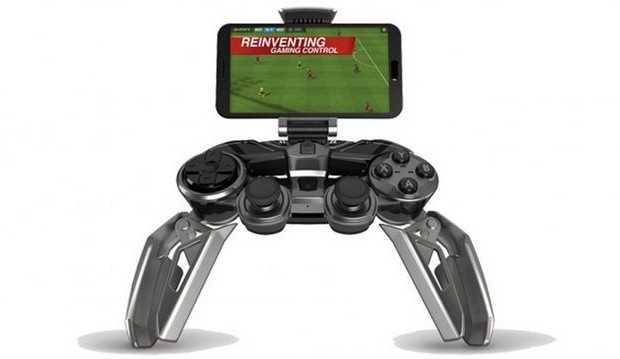 CES 2015: A unique game controller Mad Catz LYNX 9 for smartphones