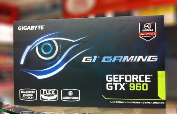NVIDIA GeForce GTX 960: Secrets dispelled, the market gradually filled