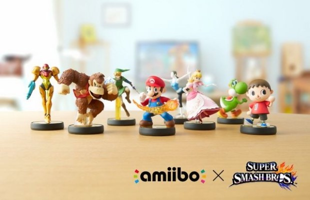 Nintendo sells 13 million dollar figurines Amiibo