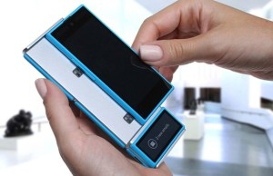 Modular smartphones Project Ara: Sennheiser sound and displays Innolux