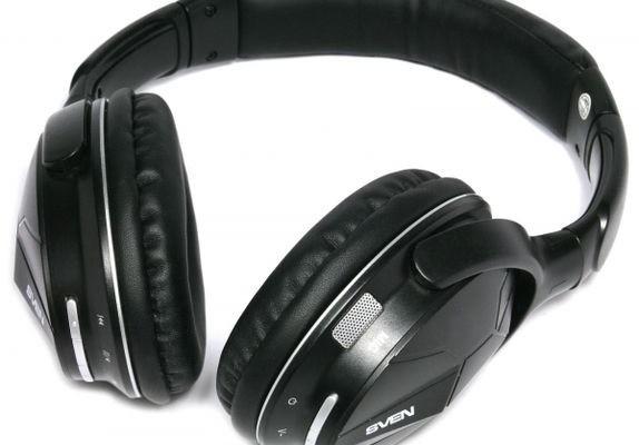 Review of wireless headset SVEN AP-B770MV