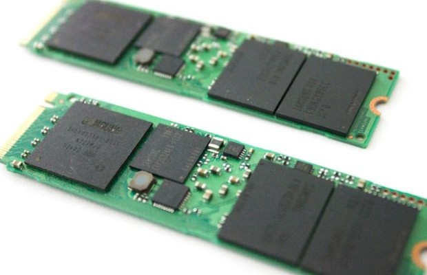 Samsung has started mass production drives SM951