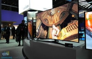 Half sales Samsung TV models take on quantum dots