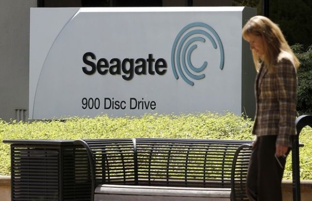 Seagate profit doubled, but revenue was below Wall Street forecasts