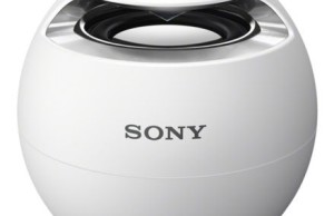 Review Speakers Sony SRS-X1