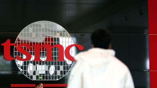 TSMC revenues were a record