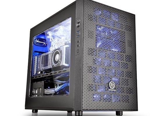 CES 2015: cases Thermaltake Core X Cube with flexible layout