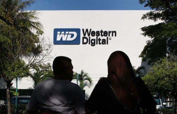 Western Digital worked worse than Seagate's New Year's quarter