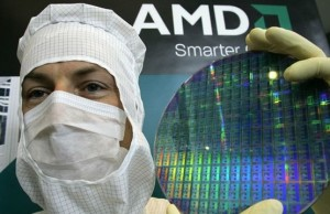 The value of shares AMD jumped amid rumors of sale of the company
