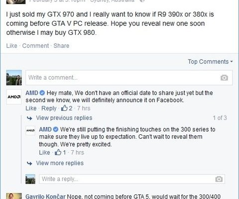 AMD brings the final gloss on the Radeon R9 300