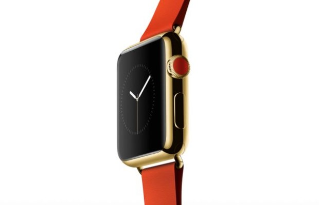 Because of the gold Apple Watch the Apple Store to install special safes