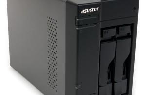 Review network Storage Asustor AS-202TE