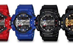 Review watches Casio G-Shock GBA-400-1A