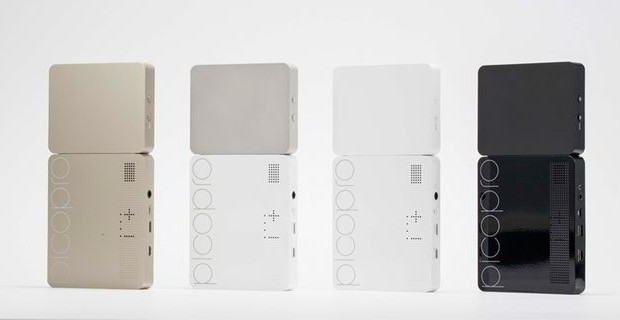 Celluon PicoPro: laser projector fits in your pocket